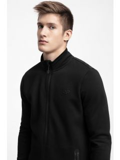 Bluza męska BLM302 - głęboka czerń