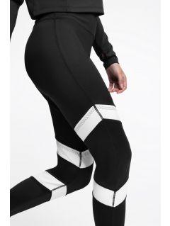 Legginsy  damskie LEG220 - czarny