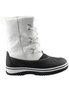 Śniegowce damskie OBDH202 - biały