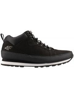 Buty trekkingowe męskie OBMH202 - czarny