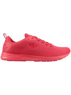 Buty sportowe męskie OBMS300 - czerwony