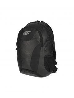 Plecak miejski PCU220 - głęboka czerń  allover