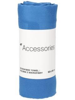 Ręcznik sportowy  RECU200A - kobalt