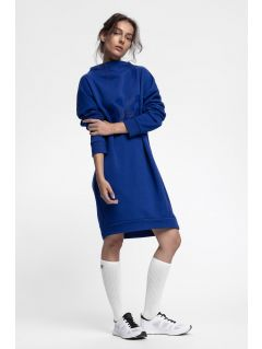 Sukienka damska SUDD210 - kobalt