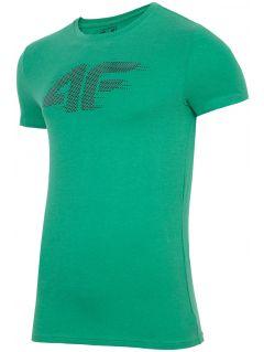 T-shirt męski TSM252 - zielony
