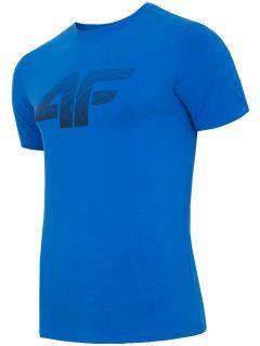 T-shirt męski TSM301 - niebieski