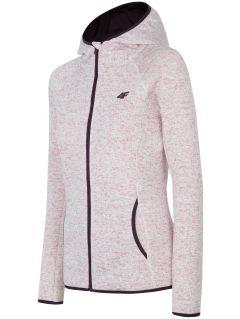 Polar damski PLD002 - jasny róż melanż
