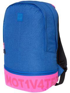 Plecak miejski PCU002 - kobalt melanż