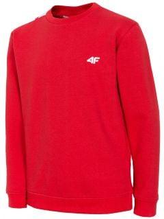 Bluza dla dużych dzieci (chłopców) JBLM209 - czerwony