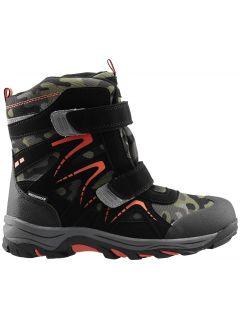 Buty zimowe dla dużych dzieci (chłopców) JOBMW403 - multikolor