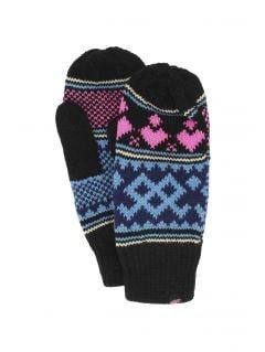 Rękawiczki dla małych dzieci (dziewcząt) JREDD100 - multikolor