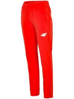 Spodnie funkcyjne damskie PZLA SPDTR990RN - czerwony