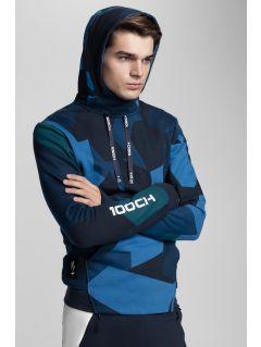 Bluza męska Kamil Stoch Collection BLM503 - multikolor allover