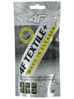 [C4L12-INNE6] Płyn do prania 4F TEXTILE+ 90ml