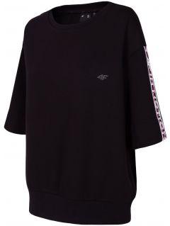 Bluza damska BLD217 - głęboka czerń