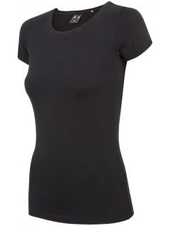 T-shirt damski TSD300 - czarny