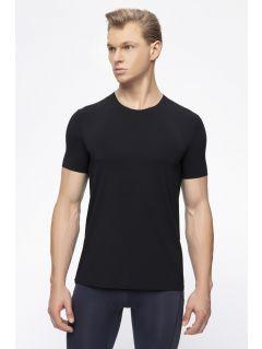 Koszulka męska 4FPro TSM400 - czarny