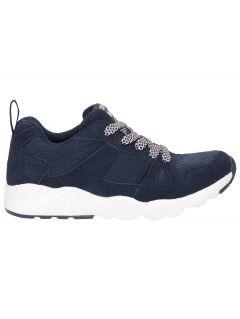 Buty sportowe dla dużych dzieci (dziewcząt) JOBDS201 - granat