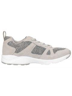 Buty sportowe dla dużych dzieci (chłopców) JOBMS201 - szary melanż