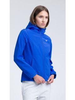 Softshell damski SFD001  - niebieski