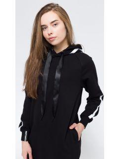 Sukienka SUDD211 - czarny