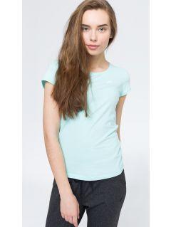 T-shirt damski TSD002 - mięta