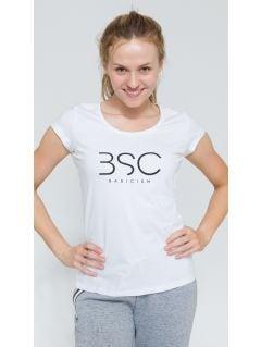 T-shirt damski TSD251 - biały