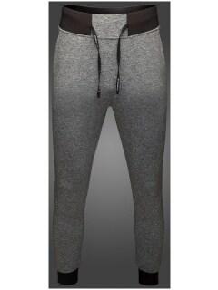 60f3281fa Spodnie dresowe męskie Maciek Kot Collection SPMD500 - szary melanż