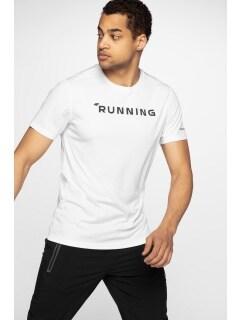 0a633b5cf Koszulka do biegania męska TSMF211 - biały