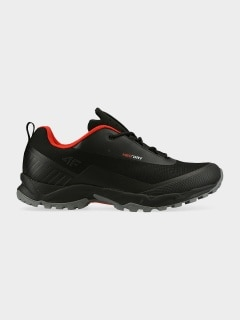 Buty trekkingowe męskie OBMH100 czarny
