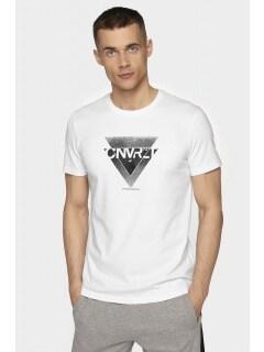05a9495f8 T-shirty męskie 4F - Koszulki bawełniane i termoaktywne