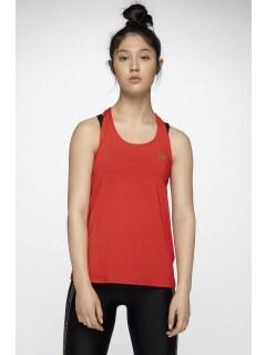 8a1ee4ebe0b9d1 Koszulka treningowa damska TSDF001 - czerwony