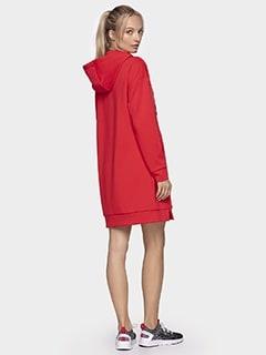 oszczędzać klasyczne style sklep z wyprzedażami Bluza damska BLD006 - czerwony