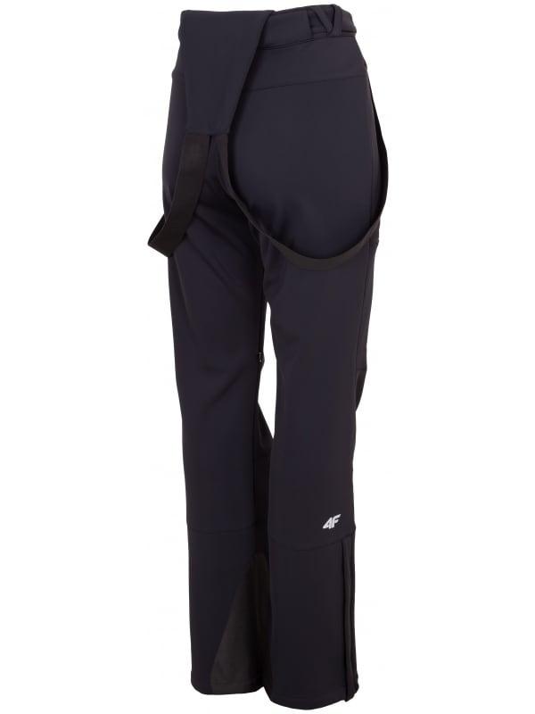 spodnie narciarskie damskie spdn203 głęboka czerń opinie