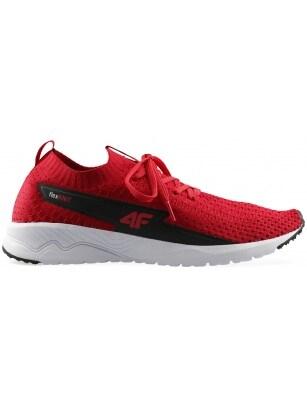 Buty sportowe męskie OBMS300 czerwony