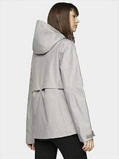 Kurtki damskie, kurtki jesienne z kapturem, przeciwdeszczowe