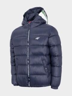 4f kurtka puchowa młodzieżowa 164 cm