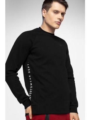 Bluza męska BLM209 - głęboka czerń