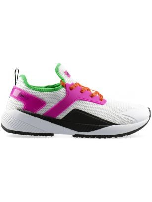 Buty sportowe damskie OBDS302 - złamana biel