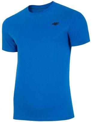 T-shirt męski TSM300 - kobalt