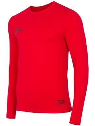Longsleeve męski TSML203 - czerwony