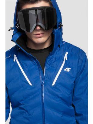 Kurtka narciarska męska HQ Performance KUMN150 - kobalt