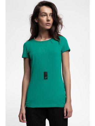 T-shirt damski  TSD226 - zielony