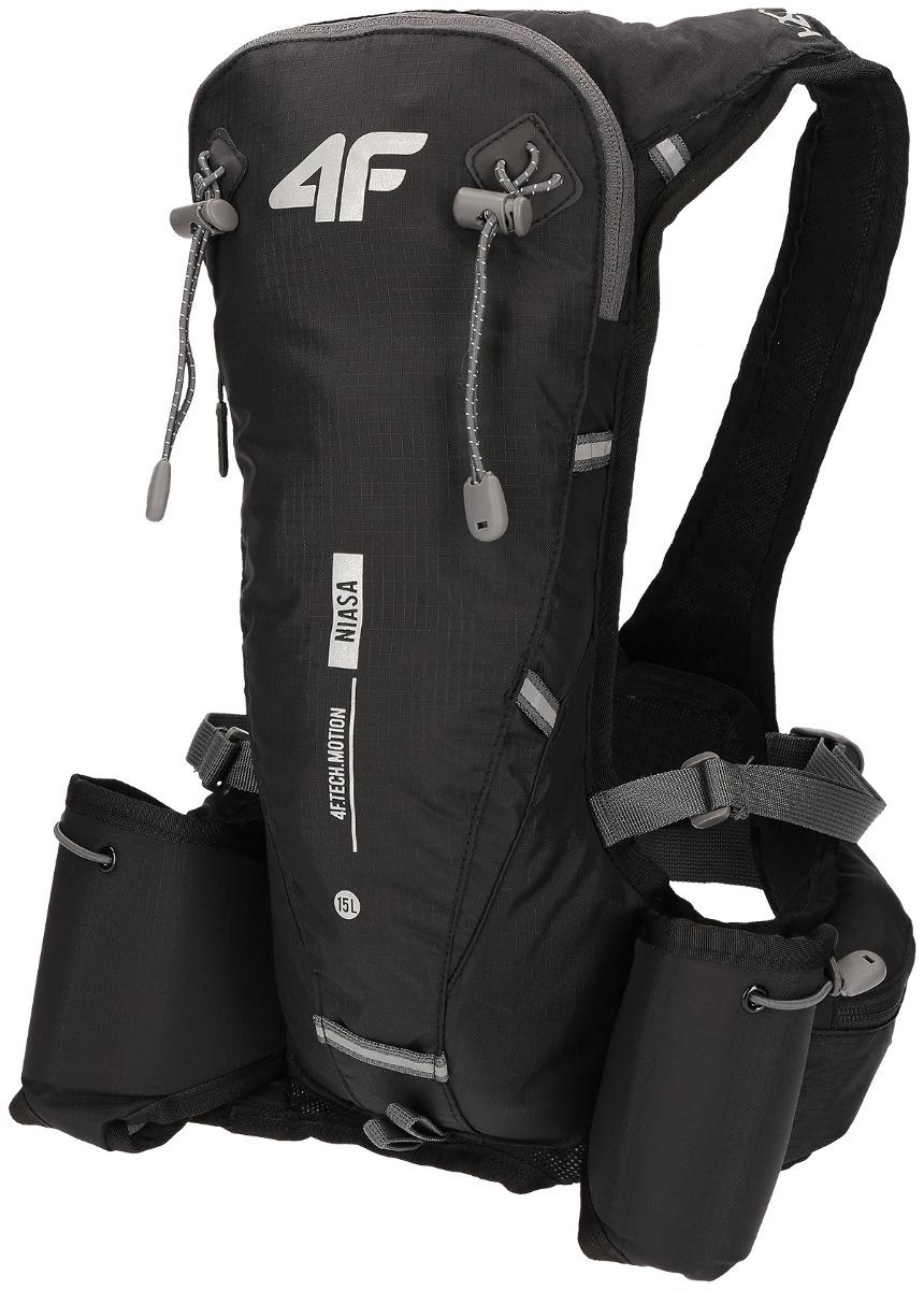 3bba8bfa70038 Plecak funkcyjny PCF110 - głęboka czerń