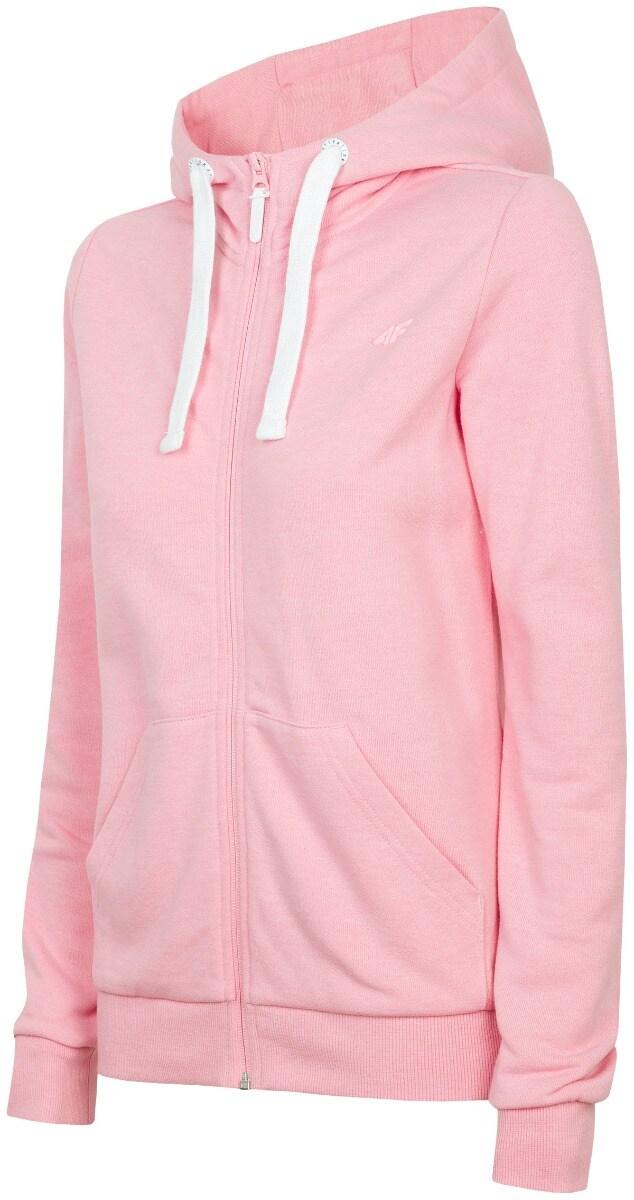 Bluza damska BLD301 - jasny róż melanż
