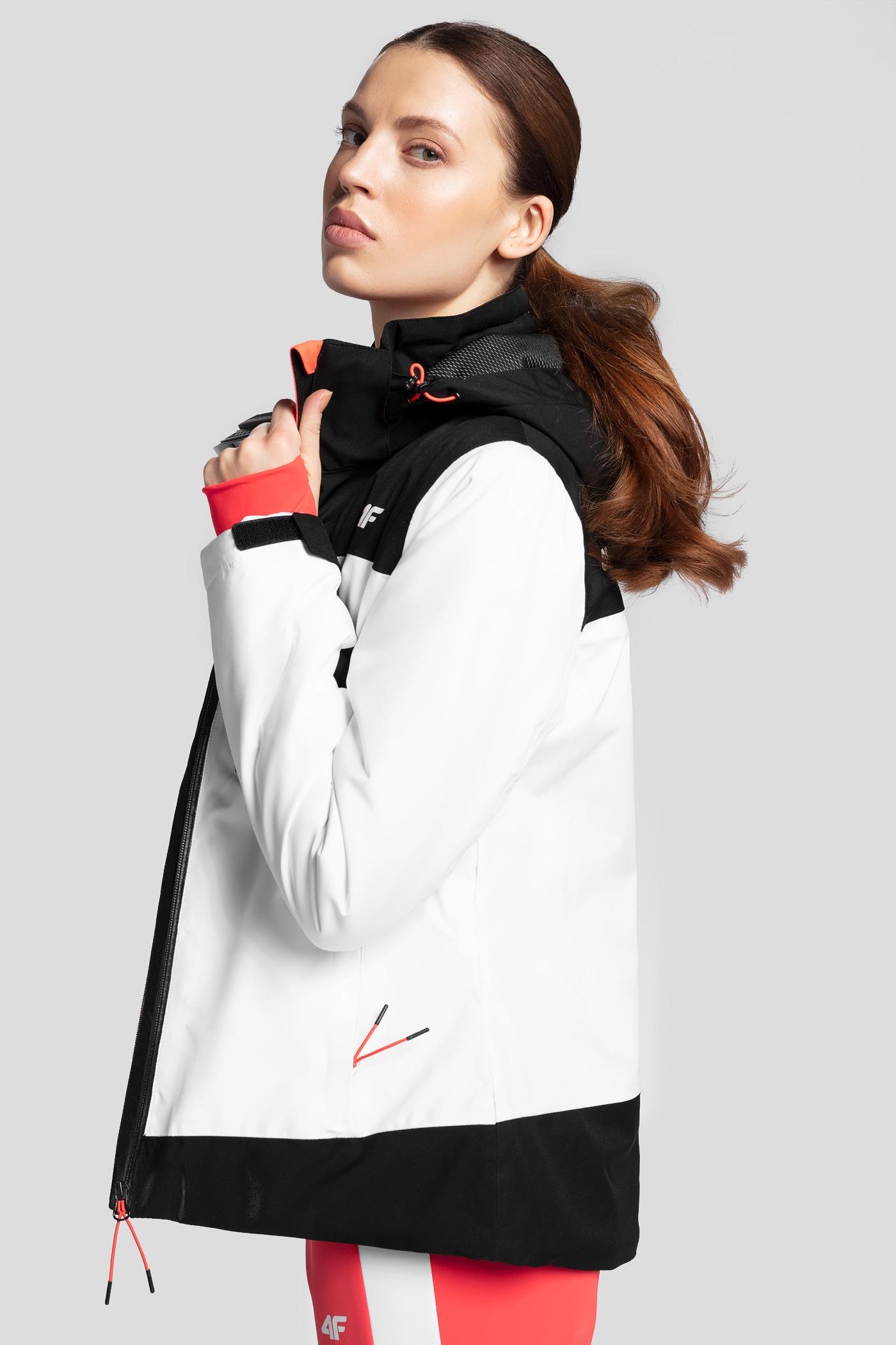 4f kurtka narciarska damska kudn251