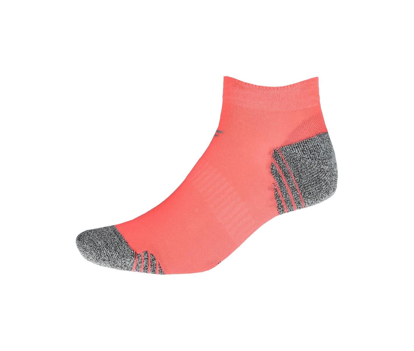 Dámské ponožky SOD100 – lososové -