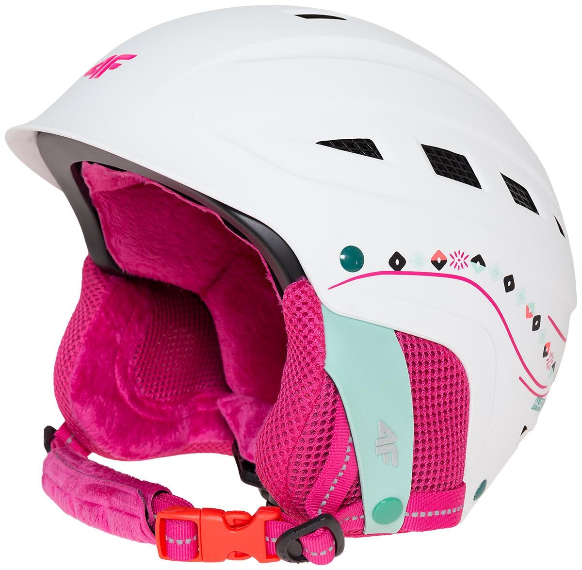 Dívčí lyžařská helma -