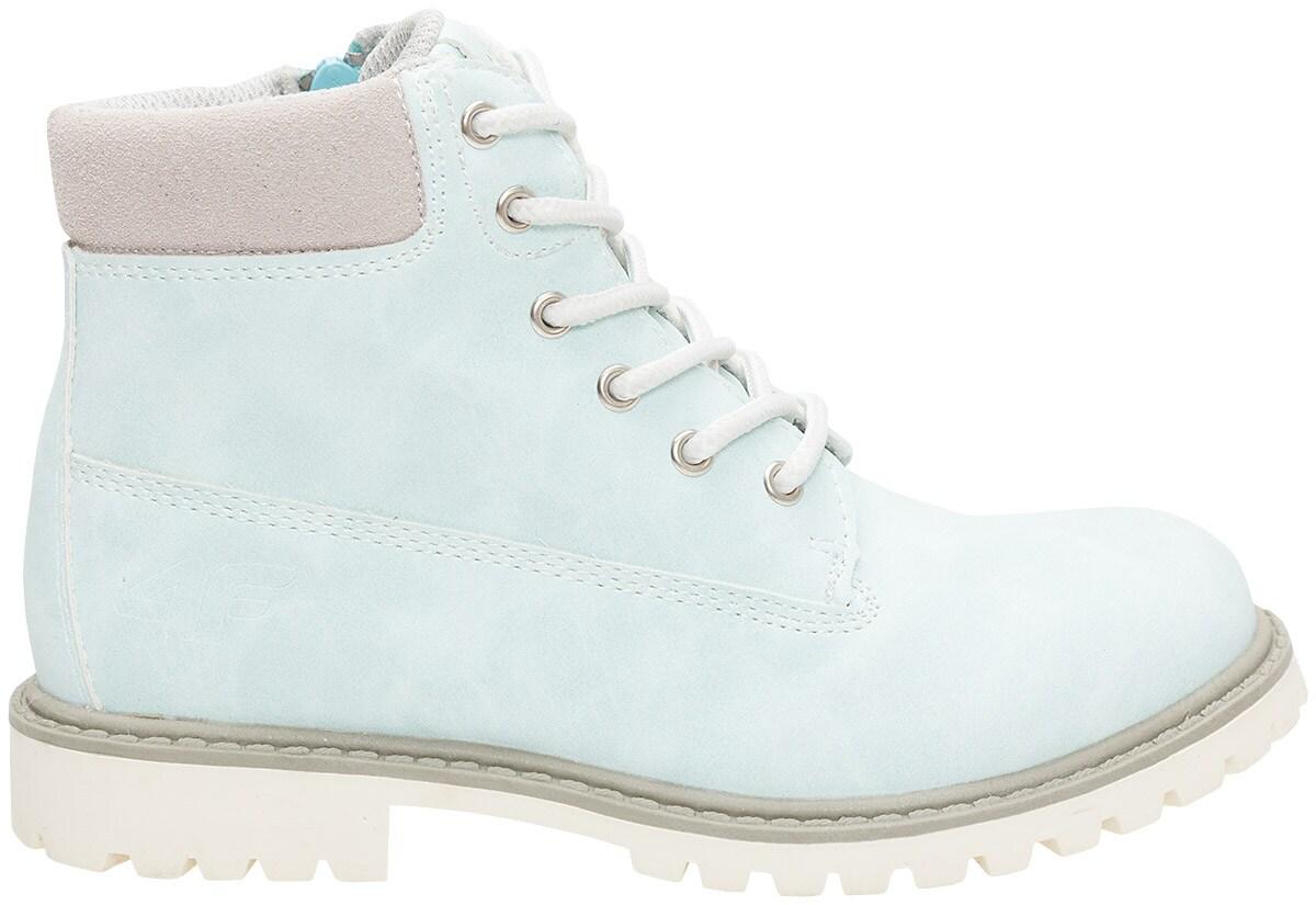 Buty jesienne dla dużych dziewcząt JOBDW200Z – mięta