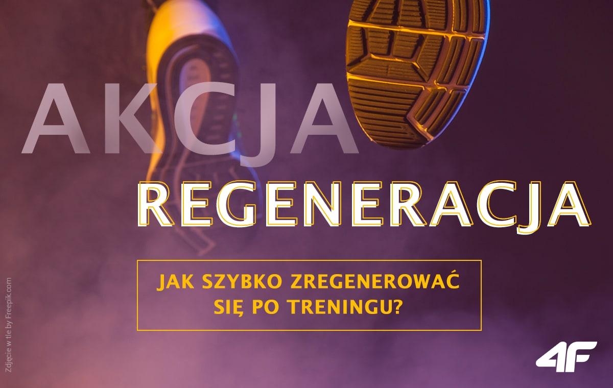 Akcja regeneracja – jak szybciej zregenerować się po treningu?